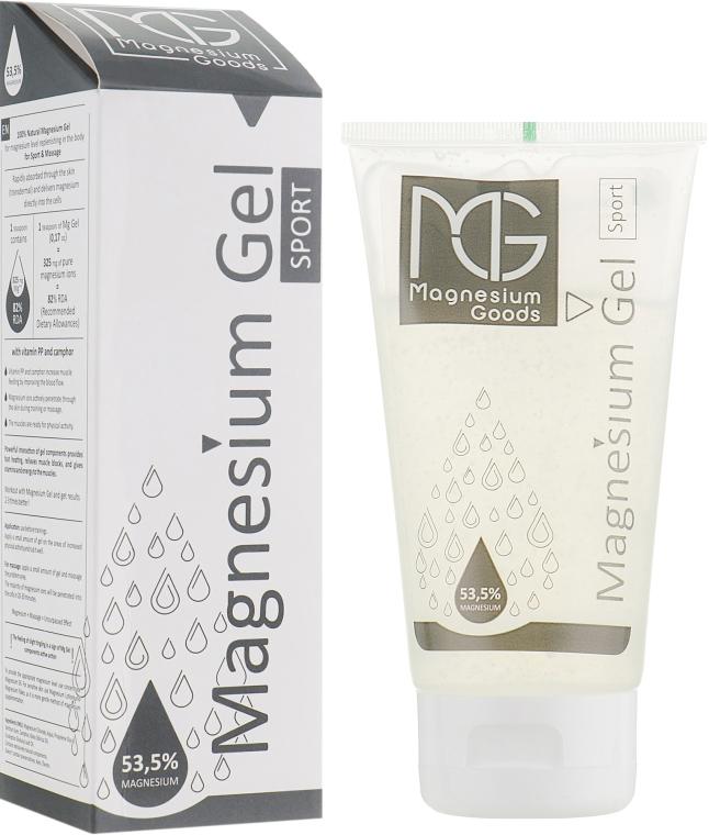 Магниевый гель для массажа - Magnesuim Goods Gel