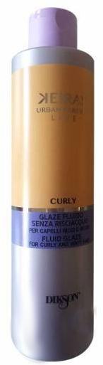 Глазурь для вьющихся волос - Dikson Keiras Curly Glaze