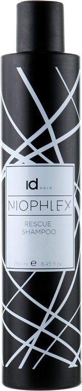 Шампунь для всех типов волос - IdHair Niophlex Rescue Shampoo