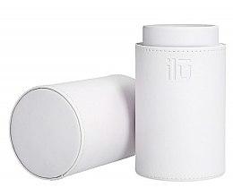 Духи, Парфюмерия, косметика Пенал для кистей, 22.5х7 см, белый - Ilu White Brush Tube