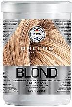 Духи, Парфюмерия, косметика Увлажняющая маска для светлых волос - Dallas Blonde Highlight