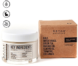 Духи, Парфюмерия, косметика Детокс-крем против морщин - D.E.T.O.X. Skinfood Anti Wrinkle Cream