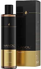 Духи, Парфюмерия, косметика Мицеллярный шампунь с водорослями - Nanoil Algae Micellar Shampoo