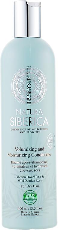 """Бальзам для сухих волос """"Объем и увлажнение"""" - Natura Siberica"""