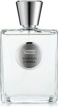 Духи, Парфюмерия, косметика Giardino Benessere Sandalo e Mirra - Парфюмированная вода (тестер с крышечкой)