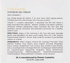 Интенсивный дневной увлажняющий крем с витамином C - Holy Land Cosmetics C the Success Intensive Day Cream — фото N3