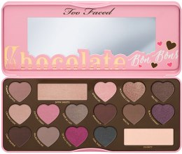 Палетка теней для век - Too Faced Chocolate Bon Bons Eye Shadow Collection — фото N1