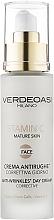Духи, Парфюмерия, косметика Дневной крем для коррекции морщин - Verdeoasi Stamin C Anti-wrinkles Day Cream Corrective