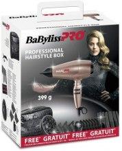Духи, Парфюмерия, косметика Профессиональный набор для стайлинга - Babyliss PRO P1036E Professional Hairstyle Box Gold Pink