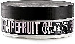 Духи, Парфюмерия, косметика Подтягивающий крем для тела с грейпфрутовым маслом - Mr.Scrubber Body Couture Grapefruit Oil