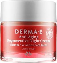 Духи, Парфюмерия, косметика Антивозрастной антиоксидантный ночной крем для лица - Derma E Night Cream