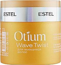 Парфумерія, косметика Крем-маска для вю'нкого волосся  - Estel Otium Wave Twist