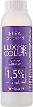 Духи, Парфюмерия, косметика Активатор 1,5% - Elea Professional Luxor Color