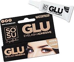 Духи, Парфюмерия, косметика Клей для накладных ресниц - Sosu by SJ Glue Eyelash Adhesive Clear