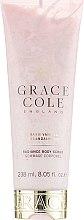 Духи, Парфюмерия, косметика Скраб для тела - Grace Cole Warm Vanilla & Sandalwood Scrub