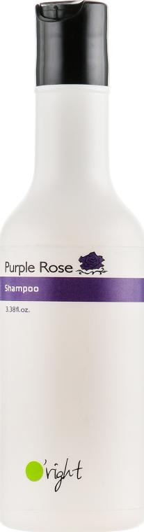 "Шампунь ""Пурпурная роза"" - O'right Purple Rose Color Care Shampoo"