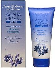 Духи, Парфюмерия, косметика Крем для тела - Frais Monde Acqua Cream Body Sea Lemon And Mimosa