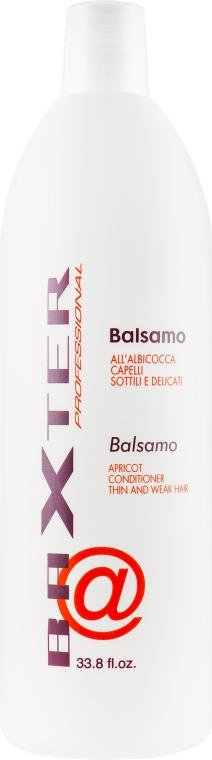 Бальзам-кондиціонер - Baxter Advanced Professional Hair Care Apricot Conditioner — фото N1