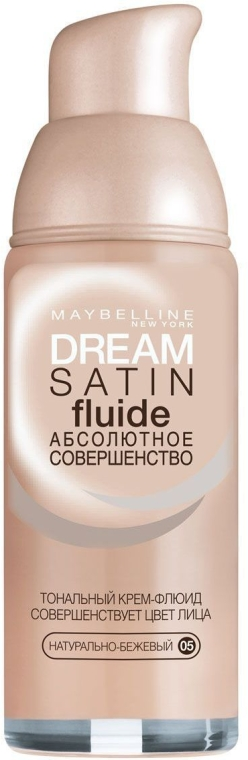 Тональный крем - Maybelline New York Dream Satin Fluide