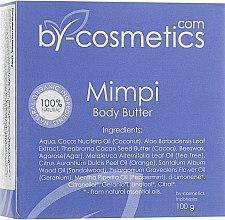 Духи, Парфюмерия, косметика Масло для тела - By-cosmetics Mimpi Body Butter