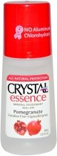 Роликовый дезодорант с ароматом Граната - Crystal Essence Deodorant Roll-On Pomegranate — фото N6