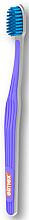 Духи, Парфюмерия, косметика Зубая щетка, ультра мягкая, фиолетовая - Elmex Swiss Made Ultra Soft Toothbrush