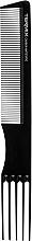 Духи, Парфюмерия, косметика УЦЕНКА Расческа для стрижки со спицами, PE-CB862P, 21 см - Termix Carbon Comb *
