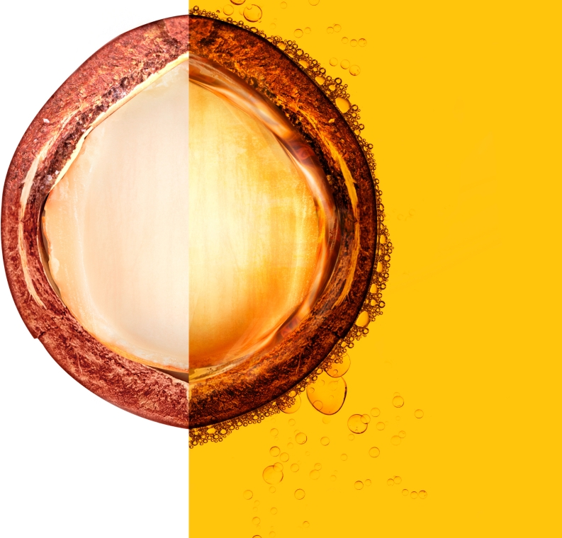 """Маска для волос 3в1 """"Макадамия"""" - Garnier Fructis Superfood Mask — фото N4"""