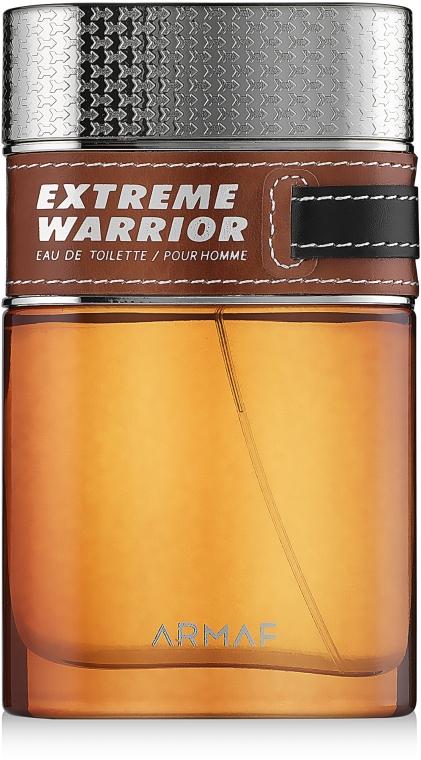 Armaf Extreme Warrior - Туалетная вода