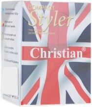 """Щітка для волосся з технологією Тангл Тізер """"Compact Style"""", чорна - Christian — фото N5"""