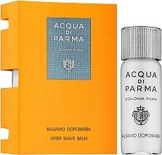 Духи, Парфюмерия, косметика Acqua di Parma Colonia Pura - Бальзам после бритья (мини)
