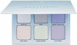 Духи, Парфюмерия, косметика Набор из 6 хайлайтеров - Anastasia Beverly Hills Glow Kit Highlighter
