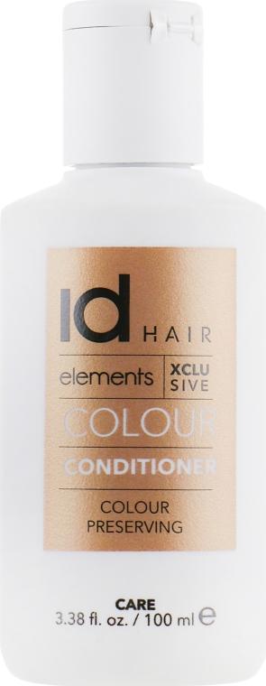 Кондиционер для окрашенных волос - idHair Elements Xclusive Colour Conditioner