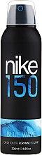 Духи, Парфюмерия, косметика Nike Blue Wave - Дезодорант-спрей