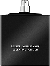 Духи, Парфюмерия, косметика Angel Schlesser Essential For Men - Туалетная вода (тестер без крышечки)