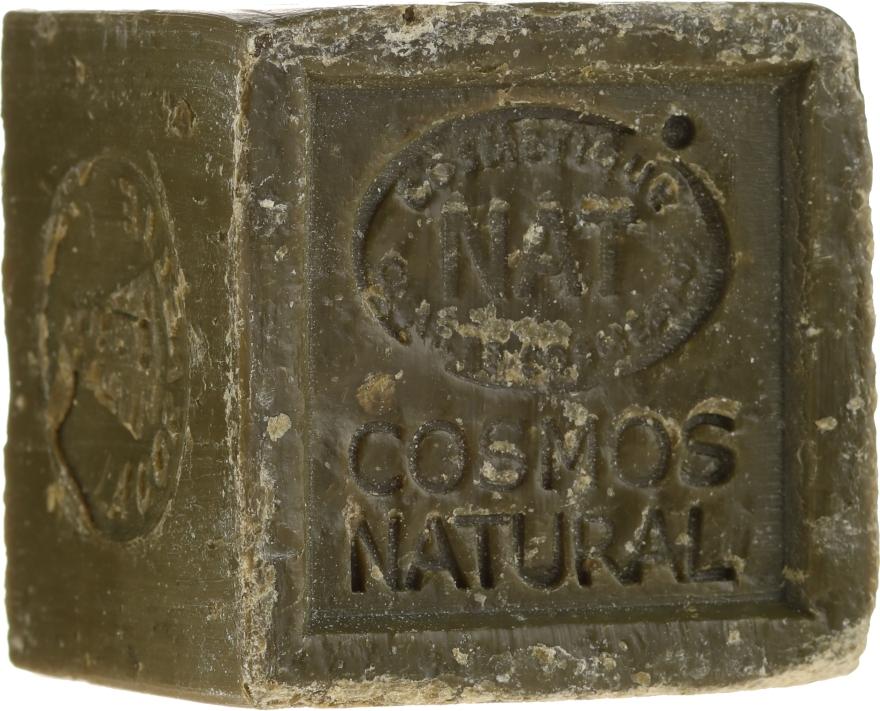 Натуральное оливковое марсельское мыло - La Corvette Olive Soap