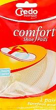 Духи, Парфюмерия, косметика Подушечки для подошвы, гелевые - Credo Solingen Comfort Shoe Pads