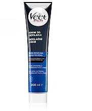 Духи, Парфюмерия, косметика Крем для депиляции - Veet Men Silk & Fresh Sensitive Skin Cream