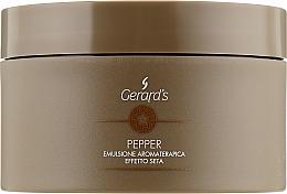Духи, Парфюмерия, косметика Перечный ароматный крем - Gerard's Cosmetics Wellness And Spa Pepper Aroma Cream