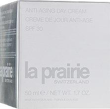 Духи, Парфюмерия, косметика Защитный крем с клеточным комплексом - La Prairie Anti-Aging Day Cream SPF 30