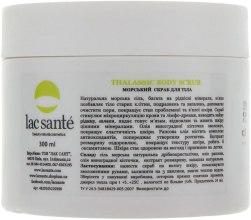 Духи, Парфюмерия, косметика Морской солевой скраб для тела - Lac Sante Thalassic Body Scrub