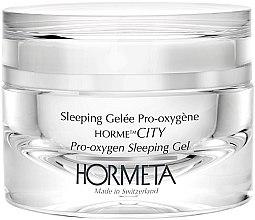 Духи, Парфюмерия, косметика Гель ночной оксигенирующий - Hormeta HormeCity Pro-Oxygen Sleeping Gel