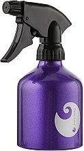 Духи, Парфюмерия, косметика Алюминиевый распылитель для воды, фиолетовый - Hairway Barrel Logo