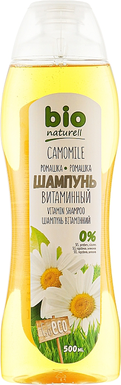 """Шампунь """"Витаминный.Ромашка"""" - Bio Naturell"""
