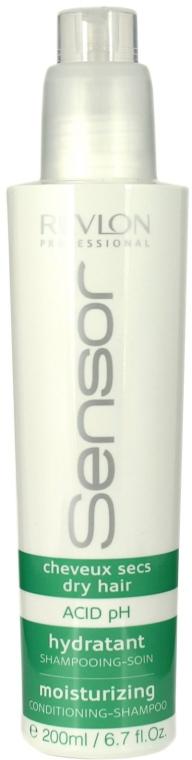 Шампунь-кондиционер увлажняющий для сухих волос - Revlon Professional Sensor Shampoo Moisturizing