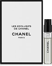 Духи, Парфюмерия, косметика Chanel Les Exclusifs de Chanel Eau de Cologne - Одеколон (пробник)