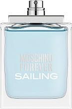 Парфумерія, косметика Moschino Forever Sailing - Туалетна вода (тестер без кришечки)