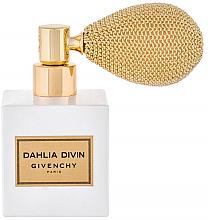 Духи, Парфюмерия, косметика Givenchy Dahlia Divin - Парфюмированная пудра для тела