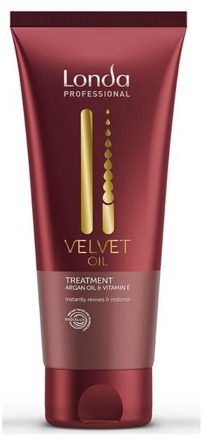 Профессиональное средство с аргановым маслом - Londa Velvet Oil Treatment