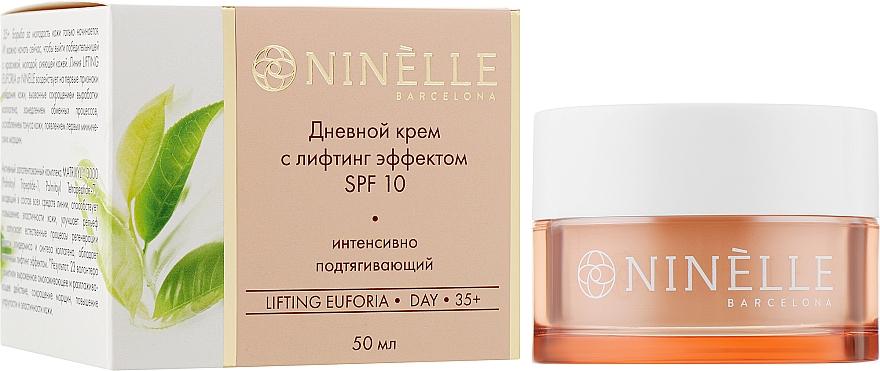 Дневной крем с лифтинг-эффектом, SPF 10 - Ninelle Barcelona Lifting Euforia